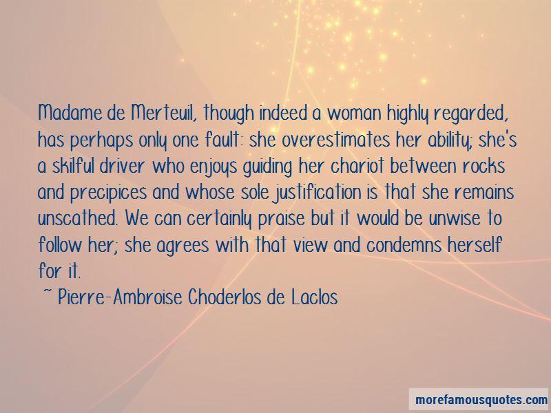 Pierre-Ambroise Choderlos De Laclos Quotes Pictures 2