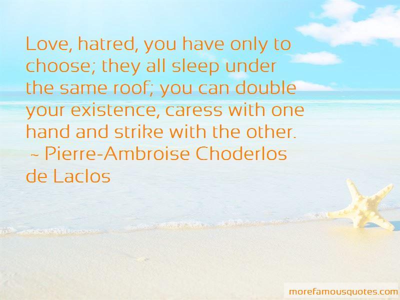 Pierre-Ambroise Choderlos De Laclos Quotes Pictures 3