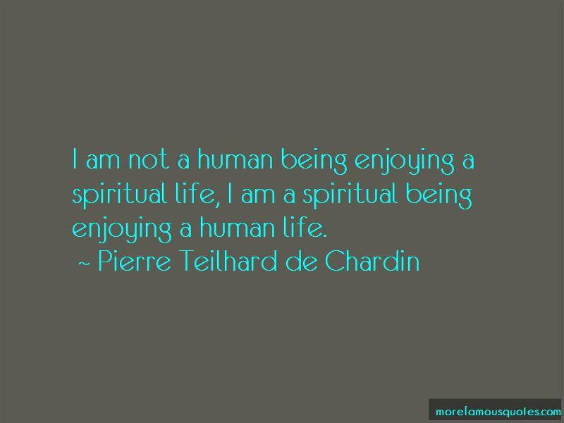 Pierre Teilhard De Chardin Quotes Pictures 3