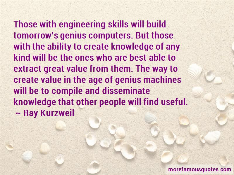 Ray Kurzweil Quotes Pictures 3