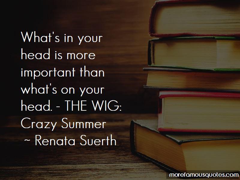 Renata Suerth Quotes Pictures 2