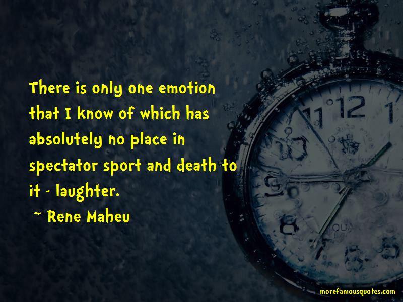 Rene Maheu Quotes