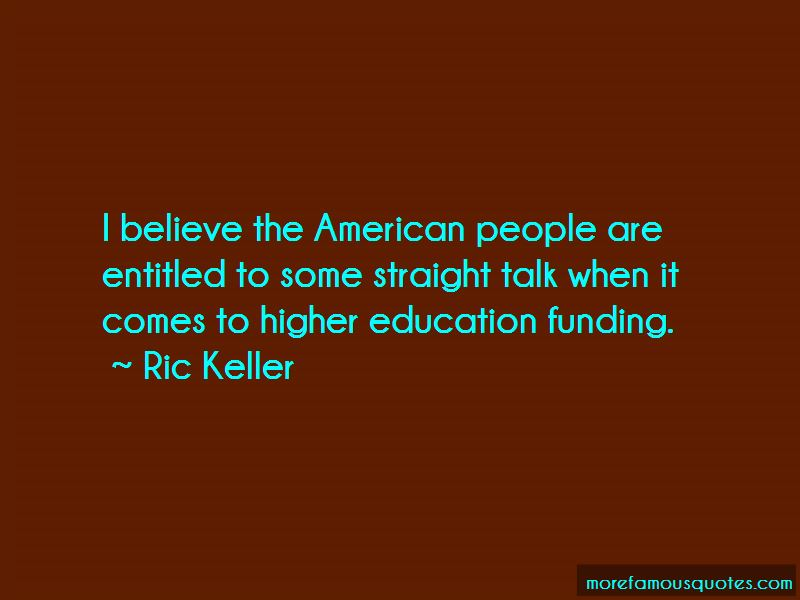 Ric Keller Quotes