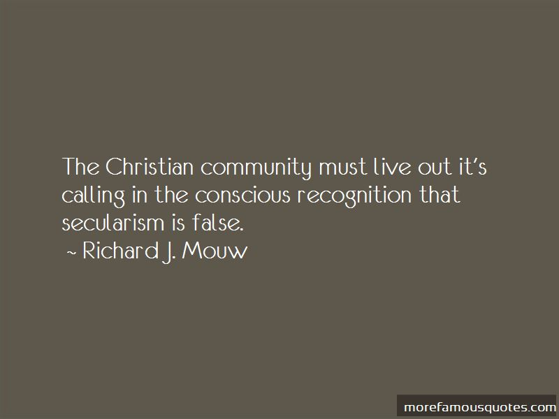 Richard J. Mouw Quotes Pictures 4