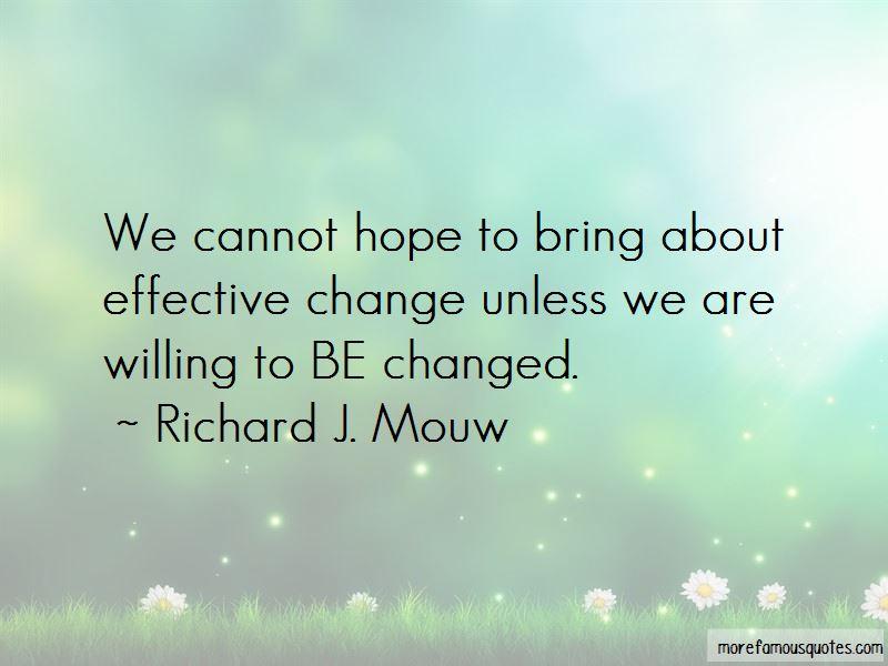 Richard J. Mouw Quotes