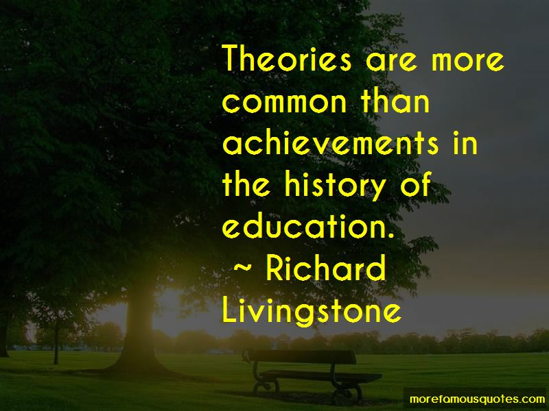 Richard Livingstone Quotes Pictures 3