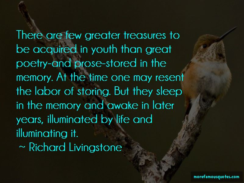 Richard Livingstone Quotes