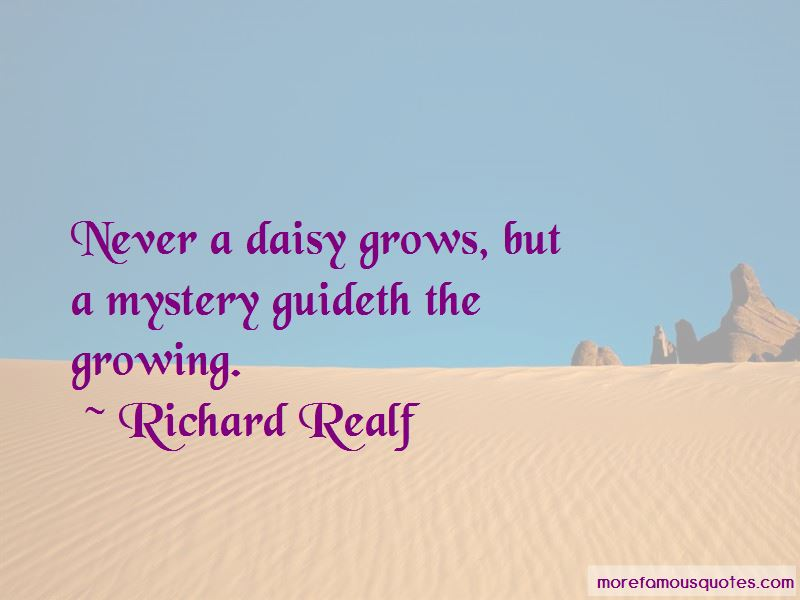 Richard Realf Quotes Pictures 2