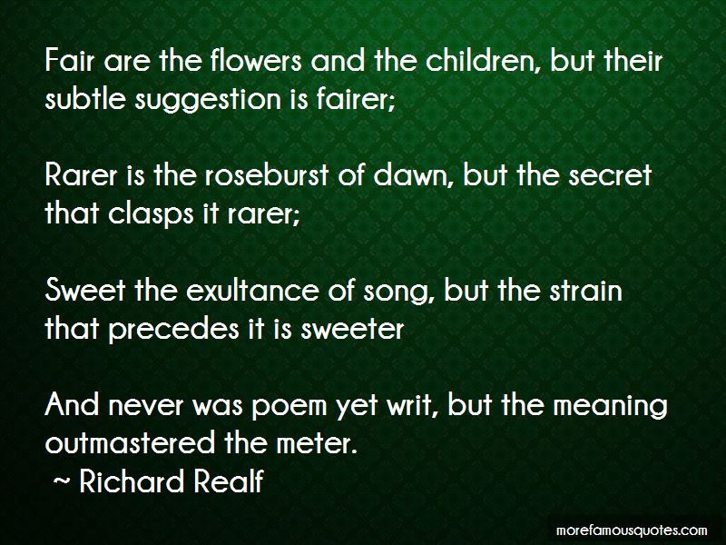 Richard Realf Quotes Pictures 3