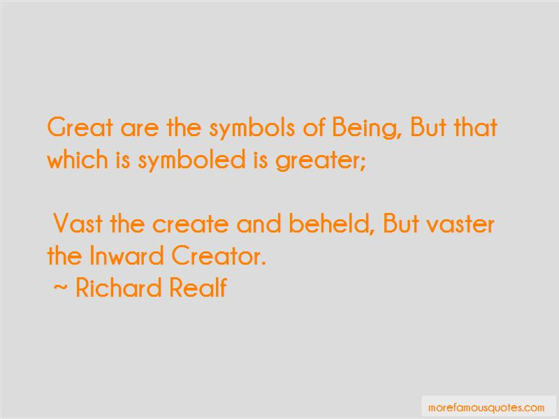 Richard Realf Quotes