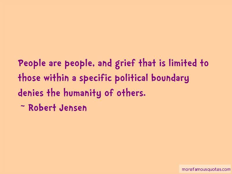 Robert Jensen Quotes Pictures 4