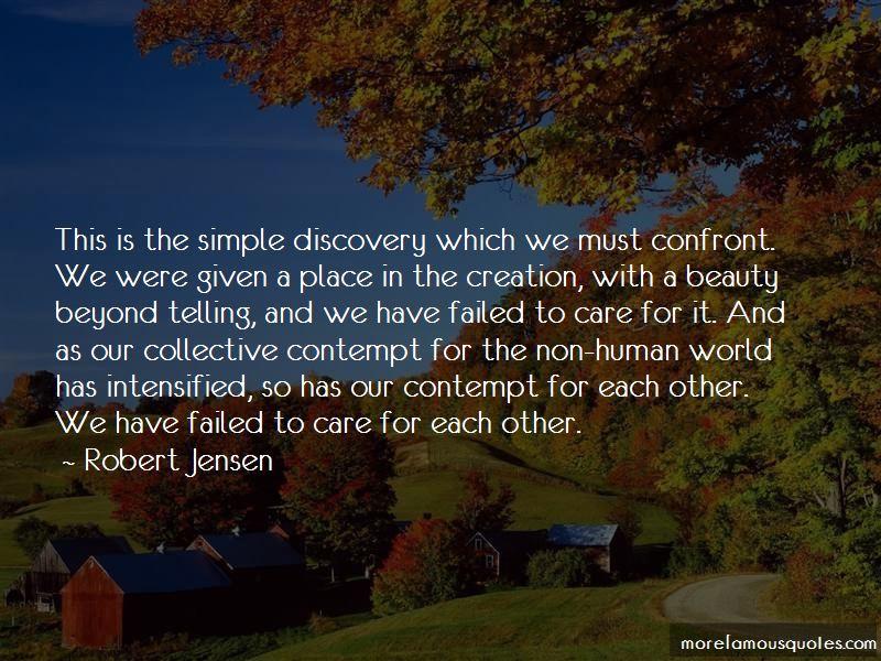 Robert Jensen Quotes