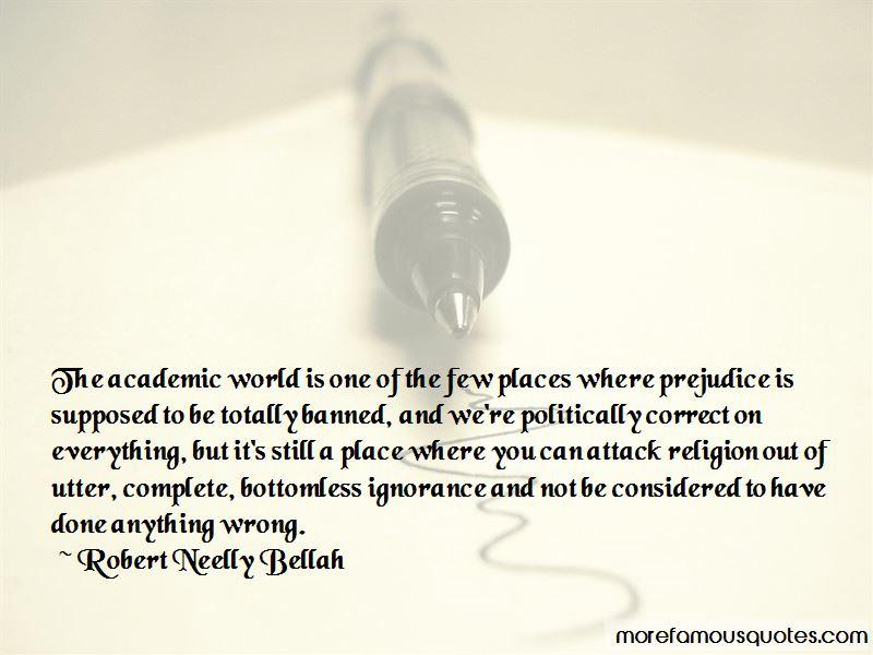 Robert Neelly Bellah Quotes Pictures 2