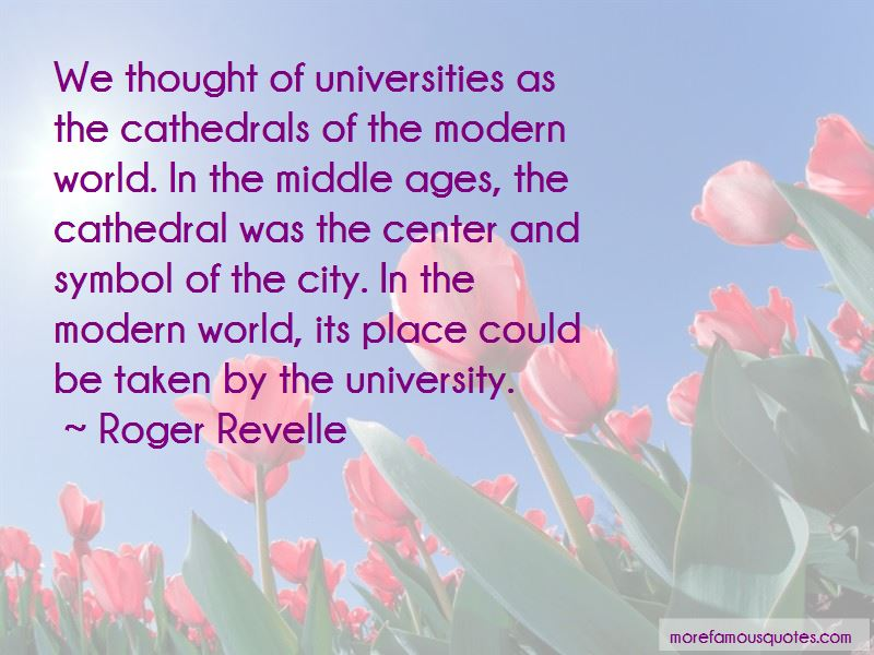 Roger Revelle Quotes Pictures 3