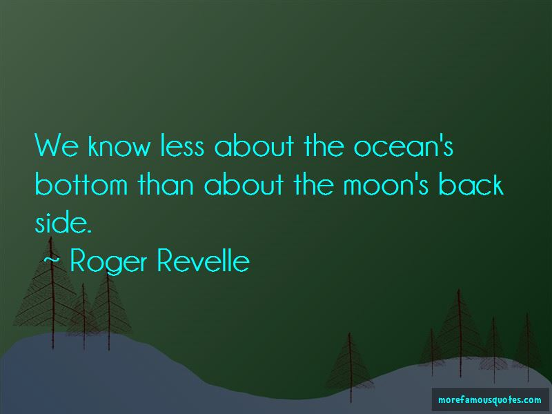 Roger Revelle Quotes