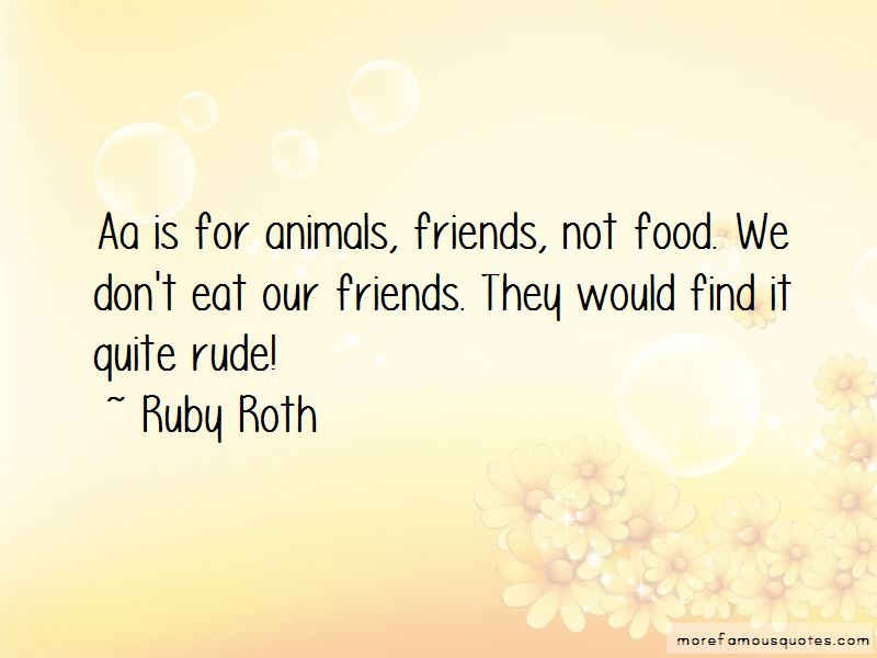 Ruby Roth Quotes