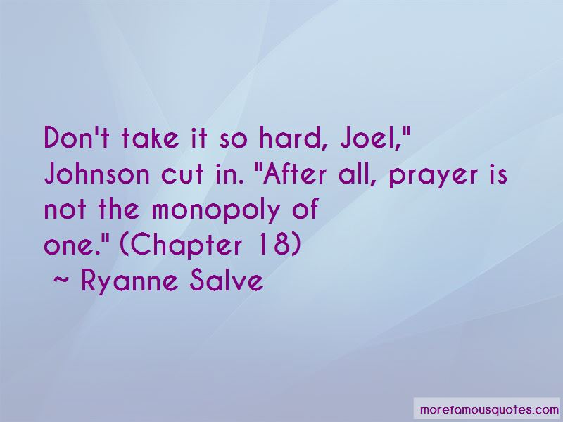 Ryanne Salve Quotes Pictures 2