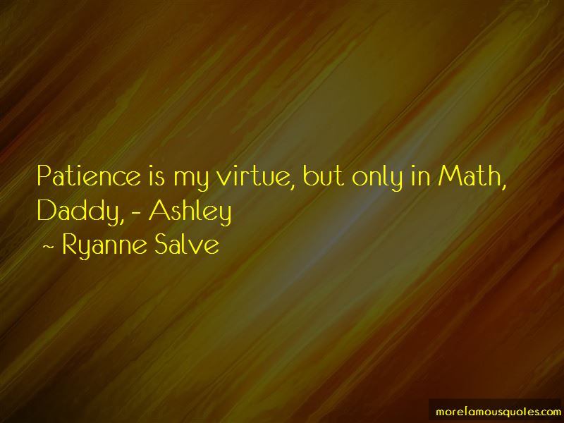 Ryanne Salve Quotes Pictures 4