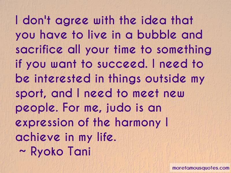 Ryoko Tani Quotes Pictures 4