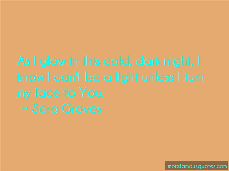 Sara Groves Quotes Pictures 2
