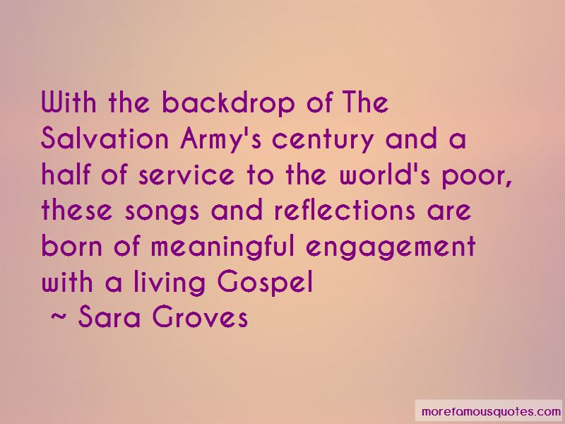 Sara Groves Quotes Pictures 4