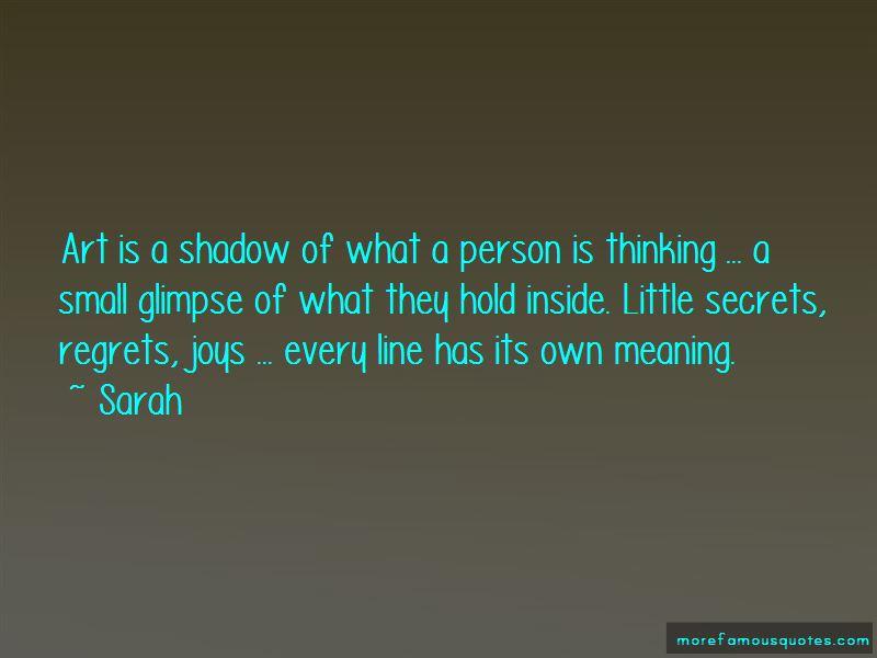 Sarah Quotes Pictures 4