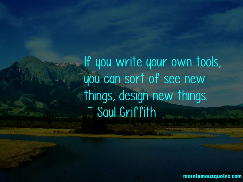 Saul Griffith Quotes Pictures 2