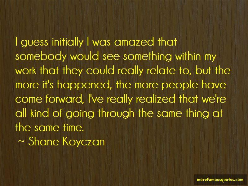 Shane Koyczan Quotes Pictures 2