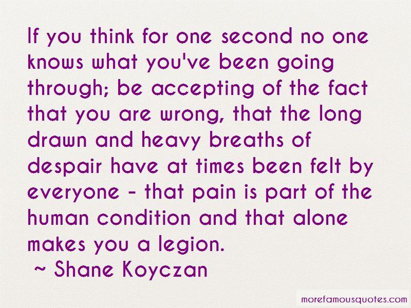Shane Koyczan Quotes