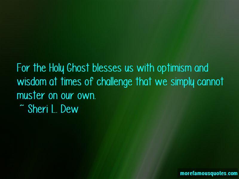Sheri L. Dew Quotes Pictures 2