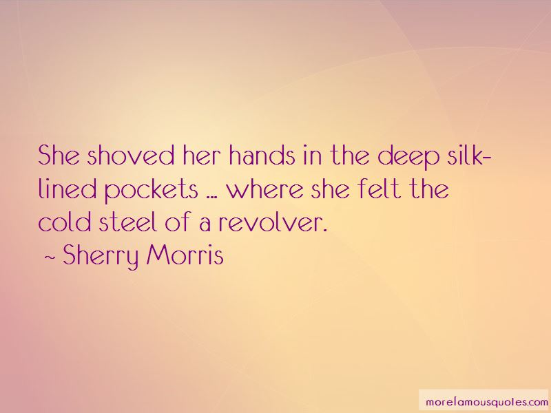 Sherry Morris Quotes Pictures 2