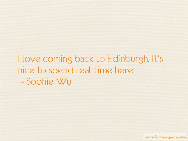 Sophie Wu Quotes Pictures 4
