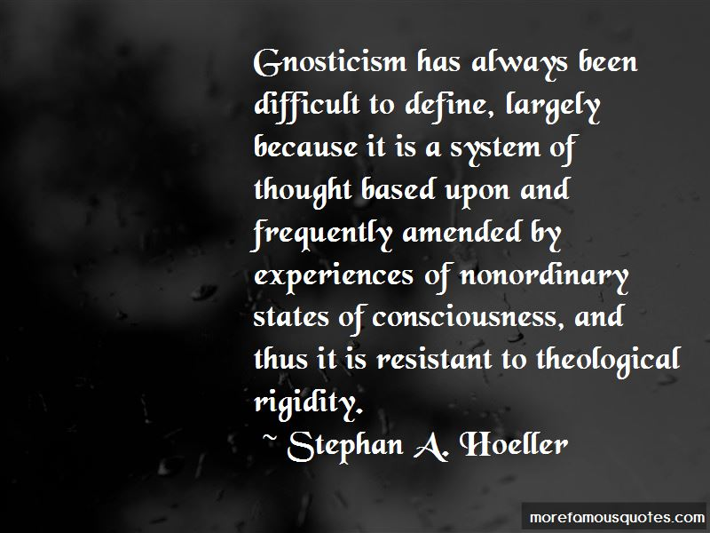 Stephan A. Hoeller Quotes Pictures 2