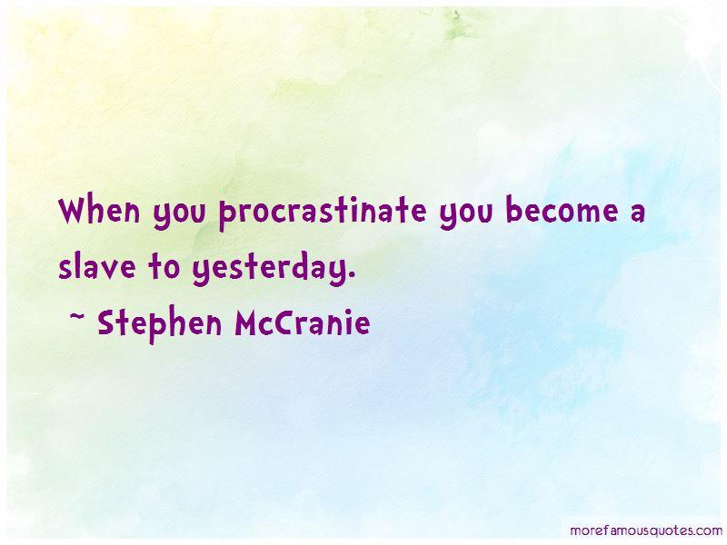 Stephen McCranie Quotes Pictures 2
