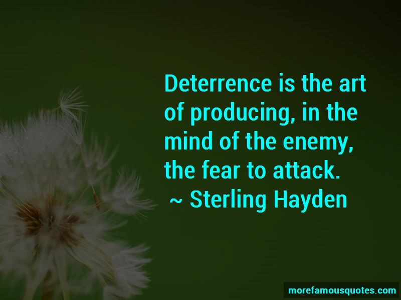 Sterling Hayden Quotes Pictures 4