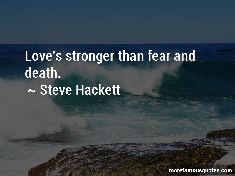 Steve Hackett Quotes Pictures 2