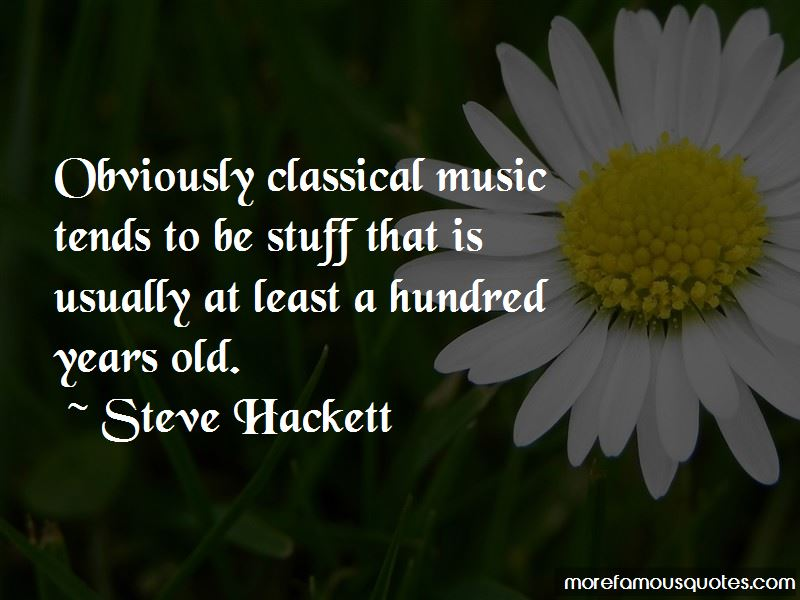 Steve Hackett Quotes Pictures 3