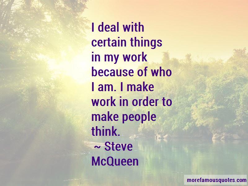 Steve McQueen Quotes Pictures 4