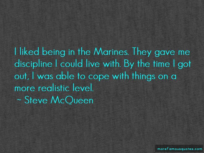 Steve McQueen Quotes