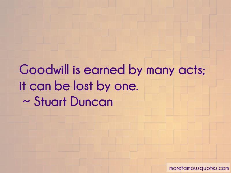 Stuart Duncan Quotes Pictures 2