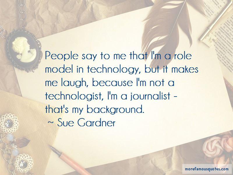 Sue Gardner Quotes Pictures 4