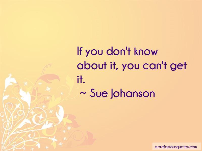 Sue Johanson Quotes Pictures 4