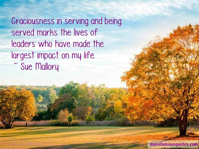 Sue Mallory Quotes Pictures 3