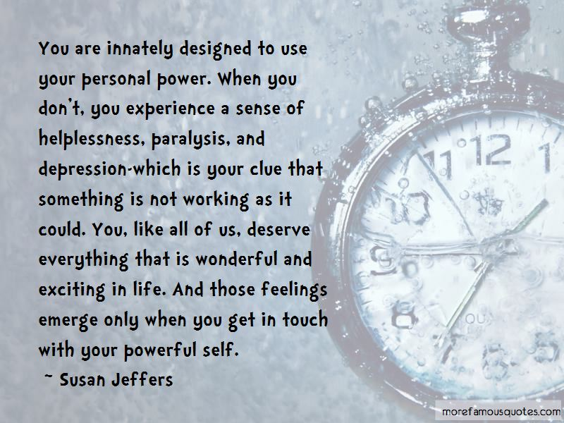 Susan Jeffers Quotes Pictures 2