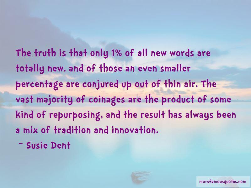 Susie Dent Quotes