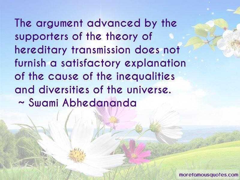 Swami Abhedananda Quotes