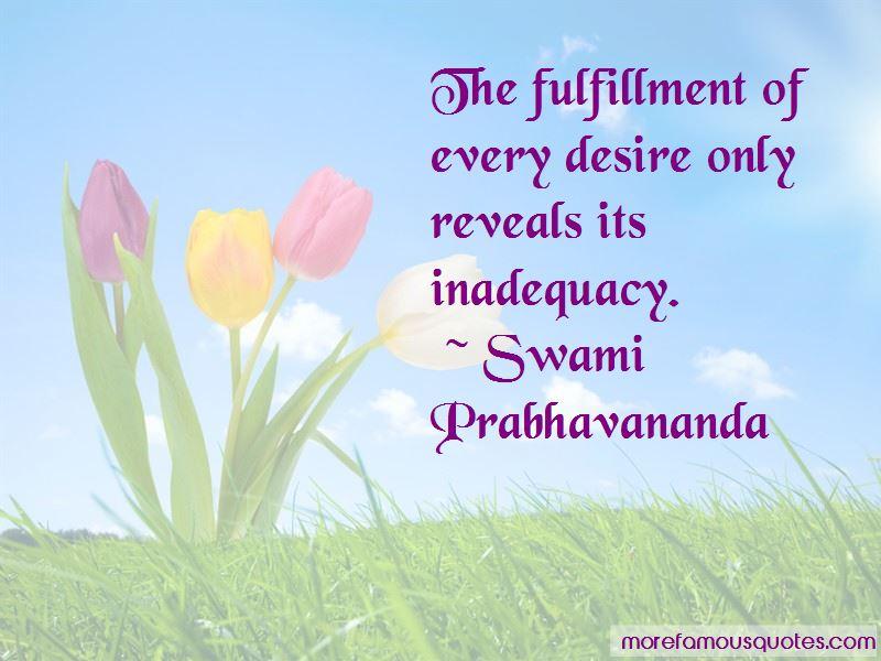 Swami Prabhavananda Quotes