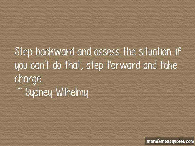 Sydney Wilhelmy Quotes Pictures 2