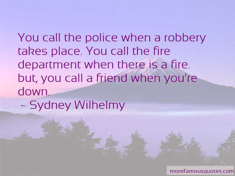 Sydney Wilhelmy Quotes Pictures 3