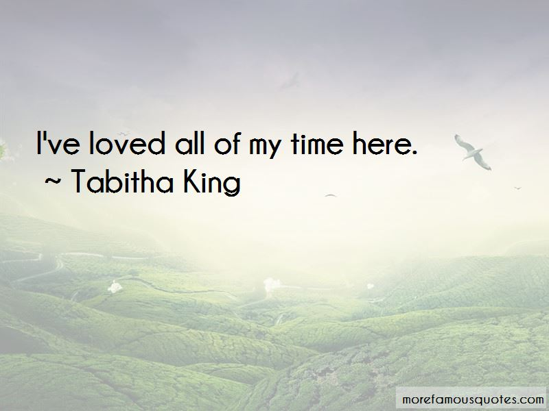 Tabitha King Quotes Pictures 4